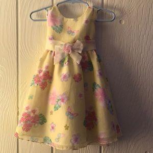 Baby Girls Spring Dress